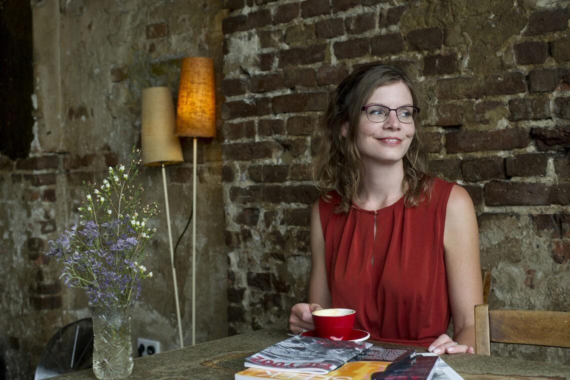 Annika Lamer Schreibtrainerin Texterin