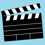 Call-to-Action: Filmklappe