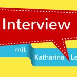 Bloggen für schlaue Frauen: Interview mit Katharina Lewald
