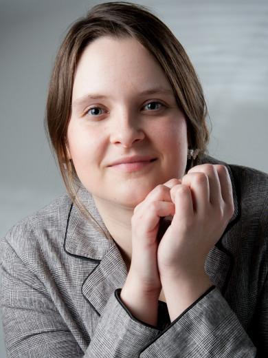 Porträt Katharina Lewald von Bloggen für schlaue Frauen