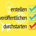 In 7 Schritten ein Worksheet erstellen