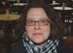 Texterin Jana Männig