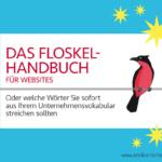 Das Floskelhandbuch für Websites – exklusiv für Newsletter-Abonnenten