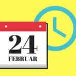 So schreiben Sie Datum und Uhrzeit richtig