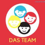 Teamvorstellung für die Über-uns-Seite