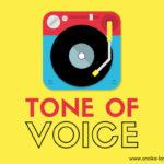 Ein einzigartiger Tonfall für Ihre Texte: So schreiben Sie einen Tone of Voice