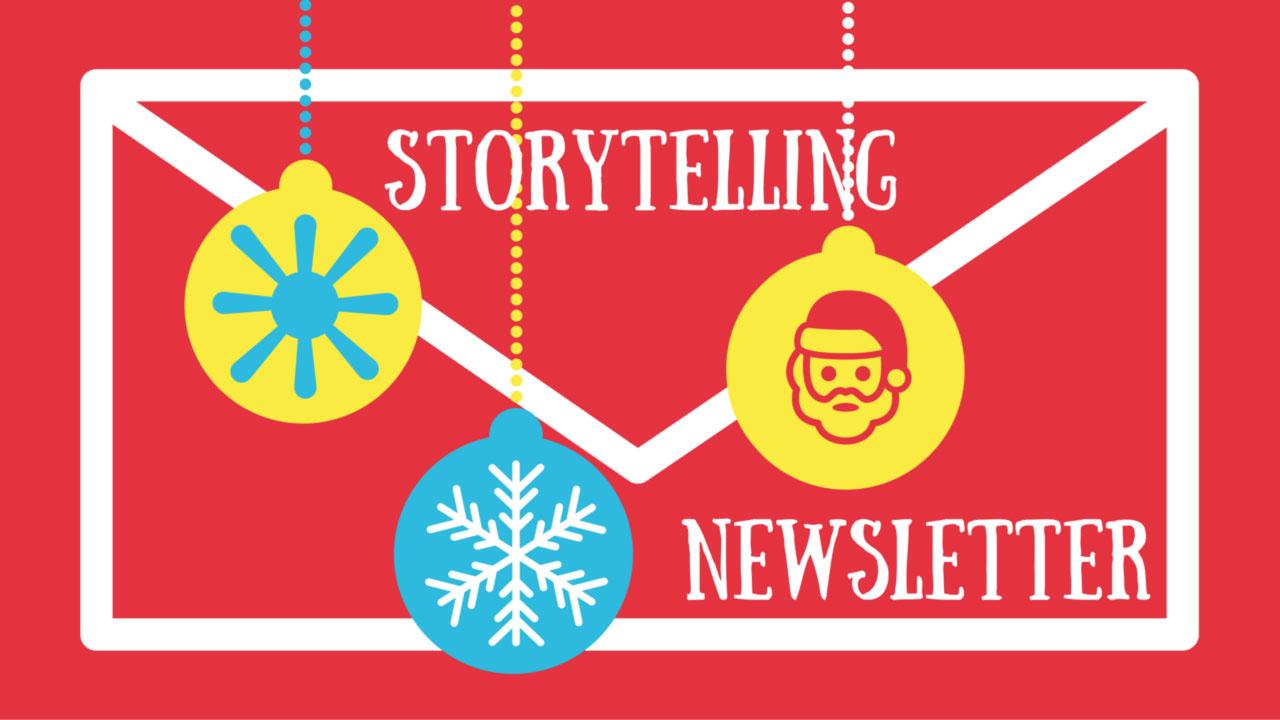 Storytelling für Ihren Weihnachtsnewsletter | Annika Lamer
